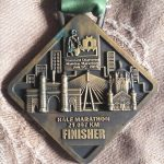 What made me run my first Half Marathon!