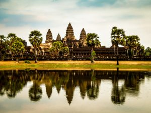 facts of angkor temple